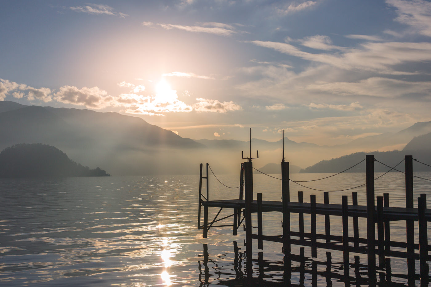 Como's Lake: a Winter Silence Story, Part II in Verenna
