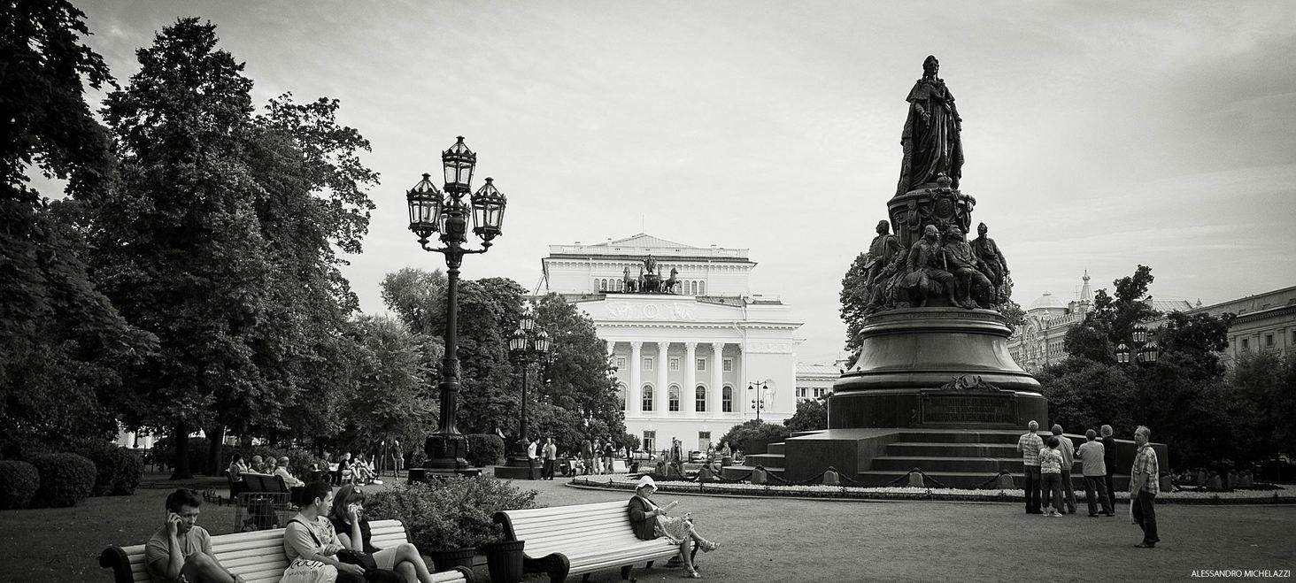 Alessandro Michelazzi Russia Saint Petersburg