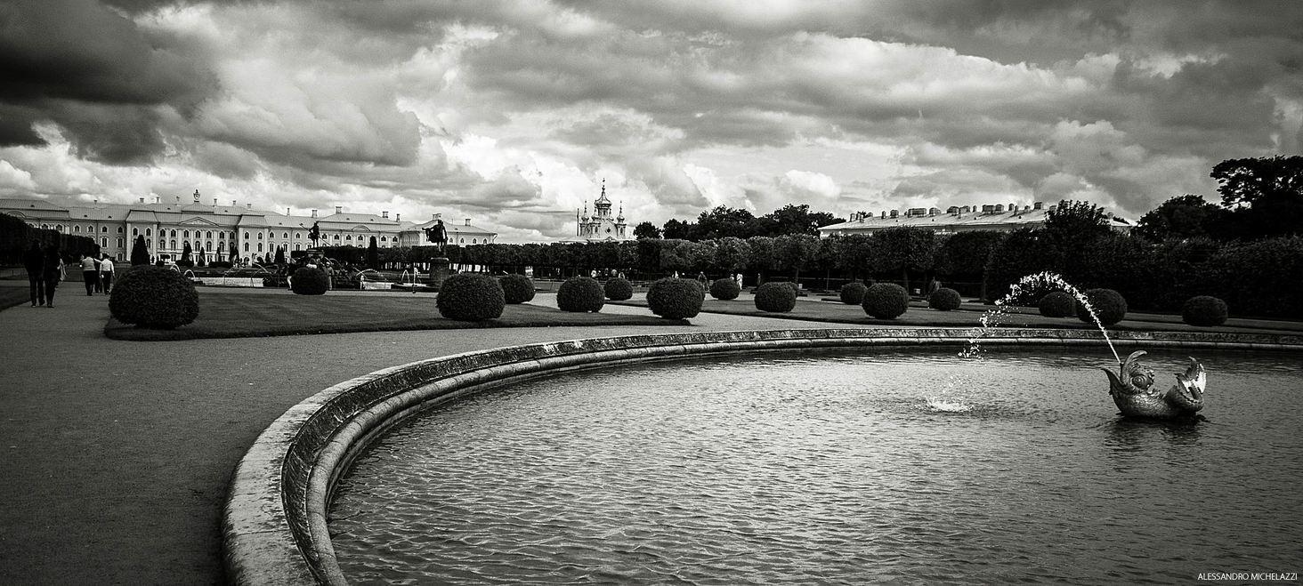 Alessandro Michelazzi Photography Peterhof Russia