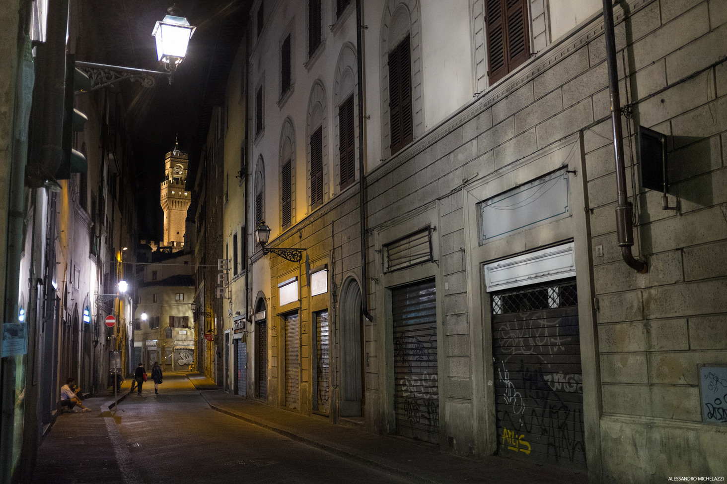 Firenze By Night, Fuji X100s by Alessandro Michelazzi