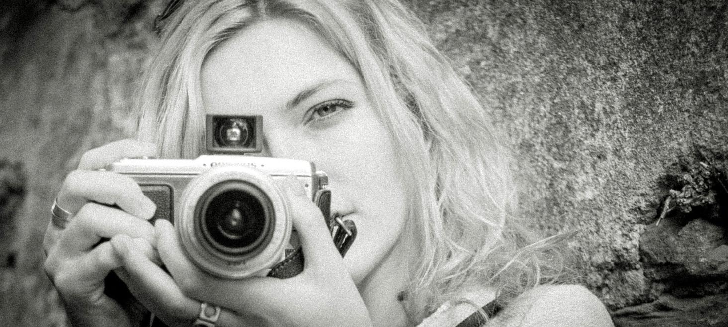 Vintage Camera Olympus
