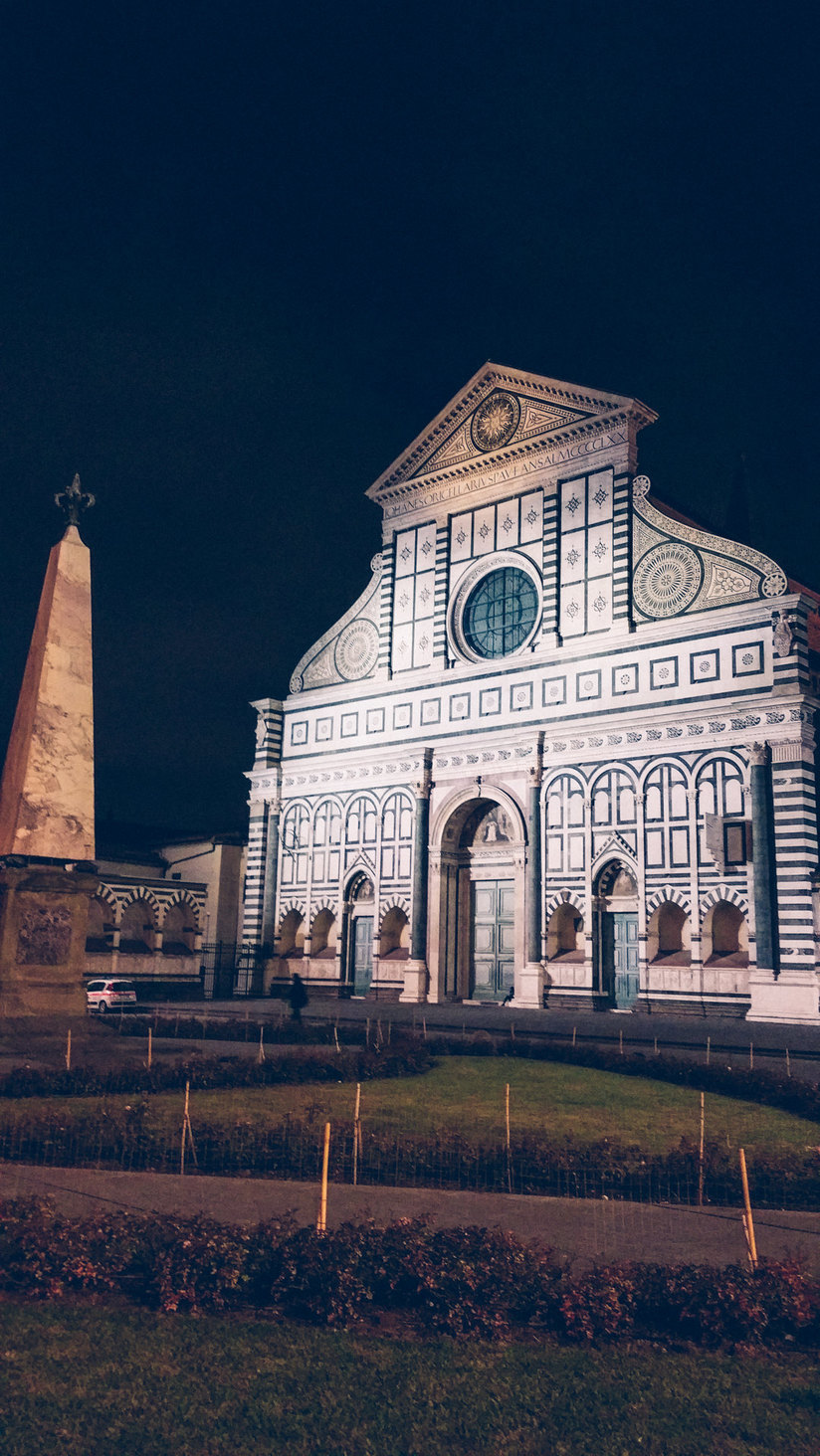florence by night samsung note 4 photography