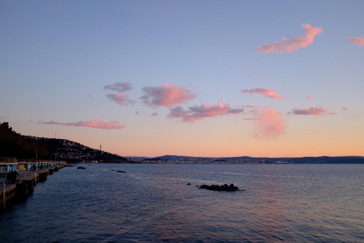 Trieste Colors Fuji X100t