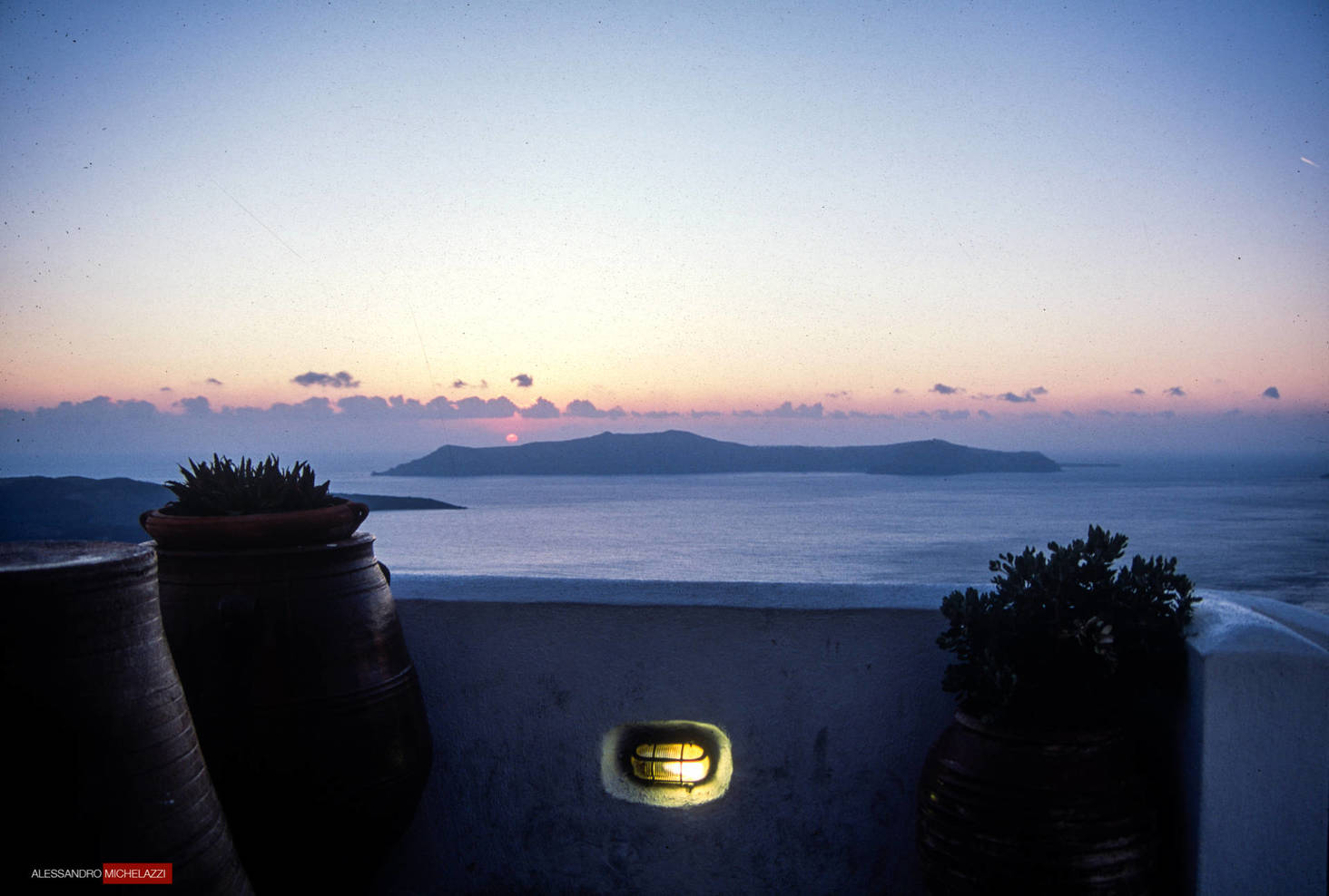 Greece 2003, the legendary analogue colors taken with Fujifilm Velvia Slide.