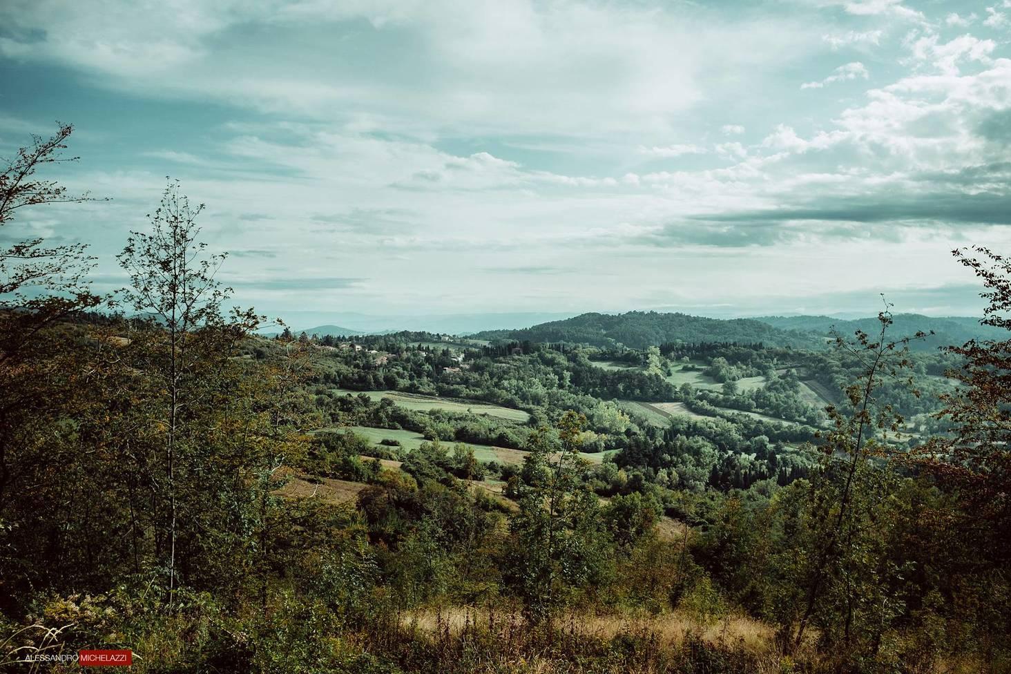 Tuscany's landscape