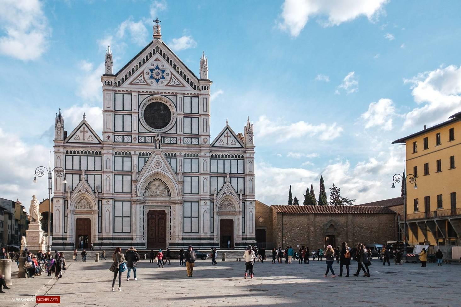 Firenze, Piazza Santa Croce
