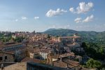 Perugia, a walk in the medieval city.