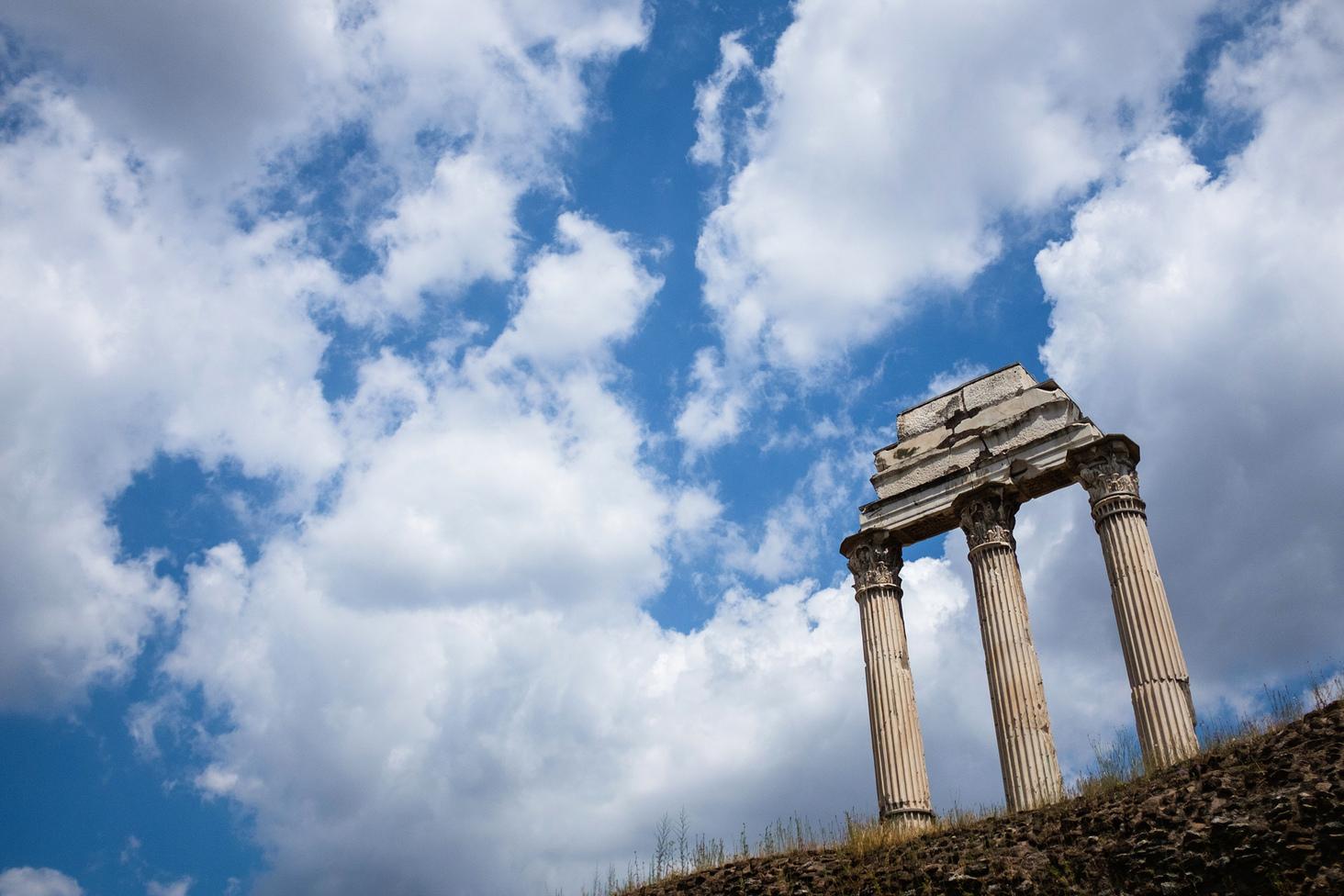 Antcient Rome's Columns