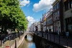 A look at the old city of Utrecht in the Netherlands
