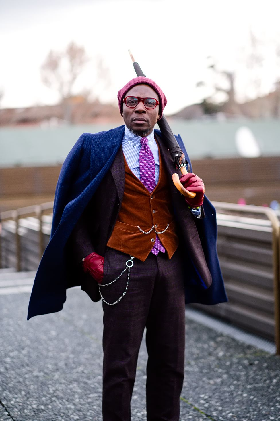 Street Fashion Pitti Uomo Firenze Photos