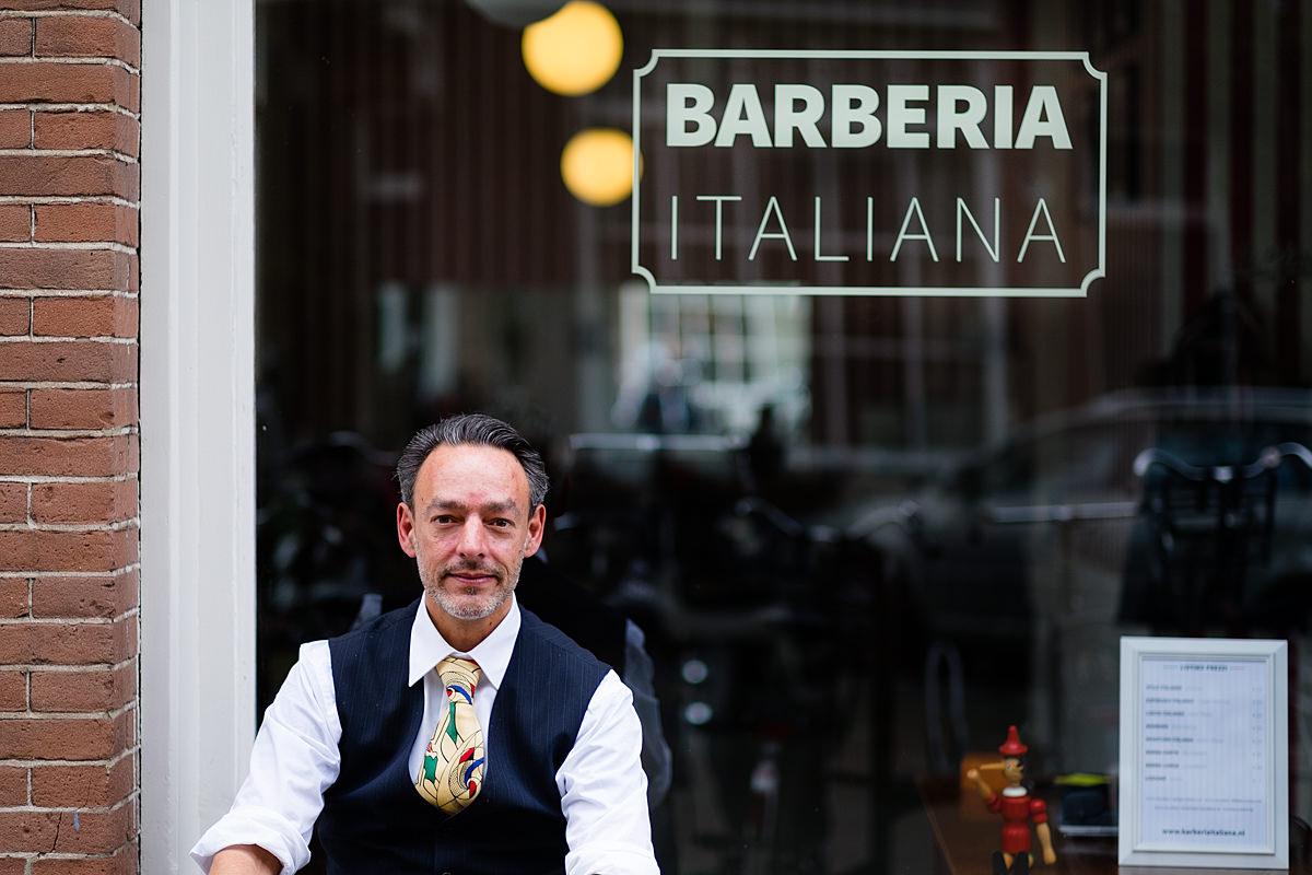 Barberia Italiana ad Amsterdam