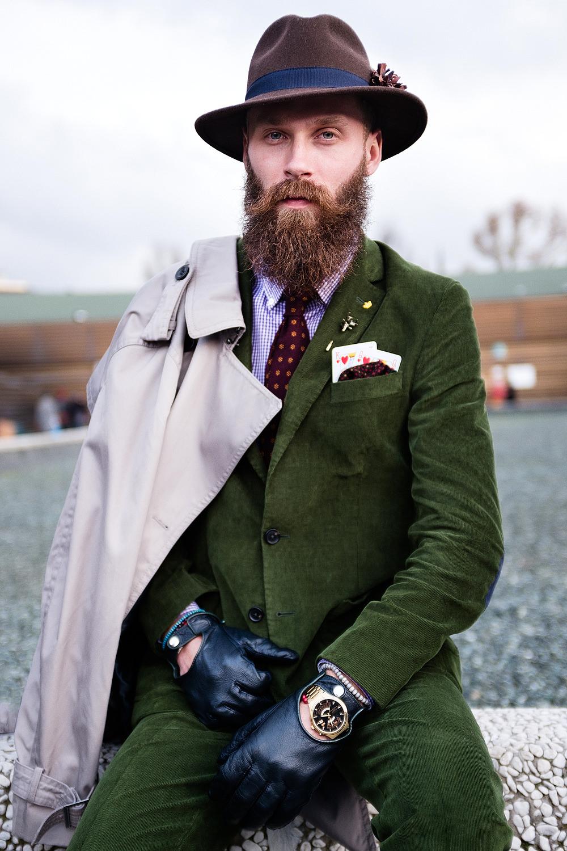 Alessandro Michelazzi, Fashion portfolio