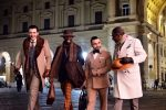 A night in Florence: shooting with some of the most elegance man from Pitti Uomo