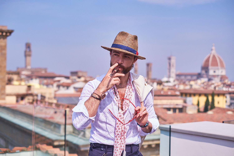 Street Fashion Firenze Alessandro Michelazzi