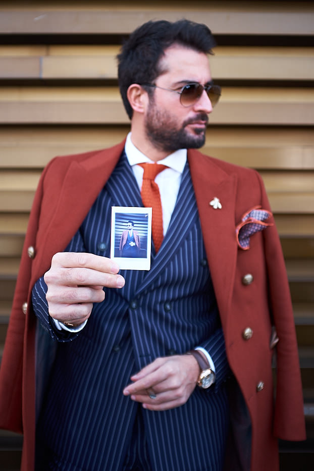 Insta Pitti Project with Instax Film