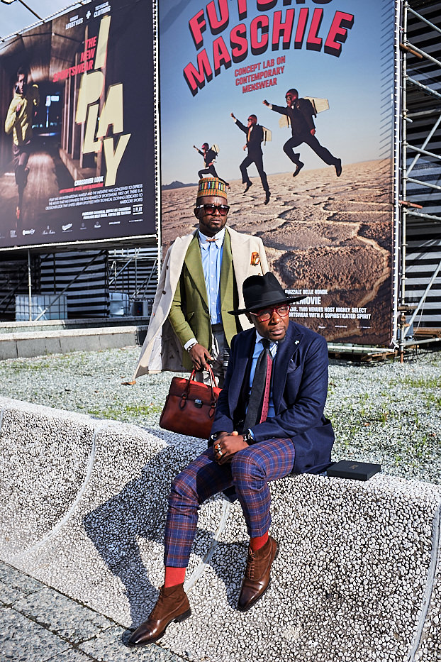 Pitti Immagine Uomo Photos from 93 Edition