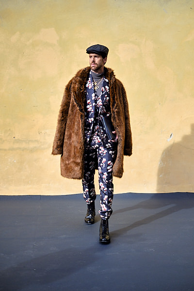 Male Fashion Photographs in Florence
