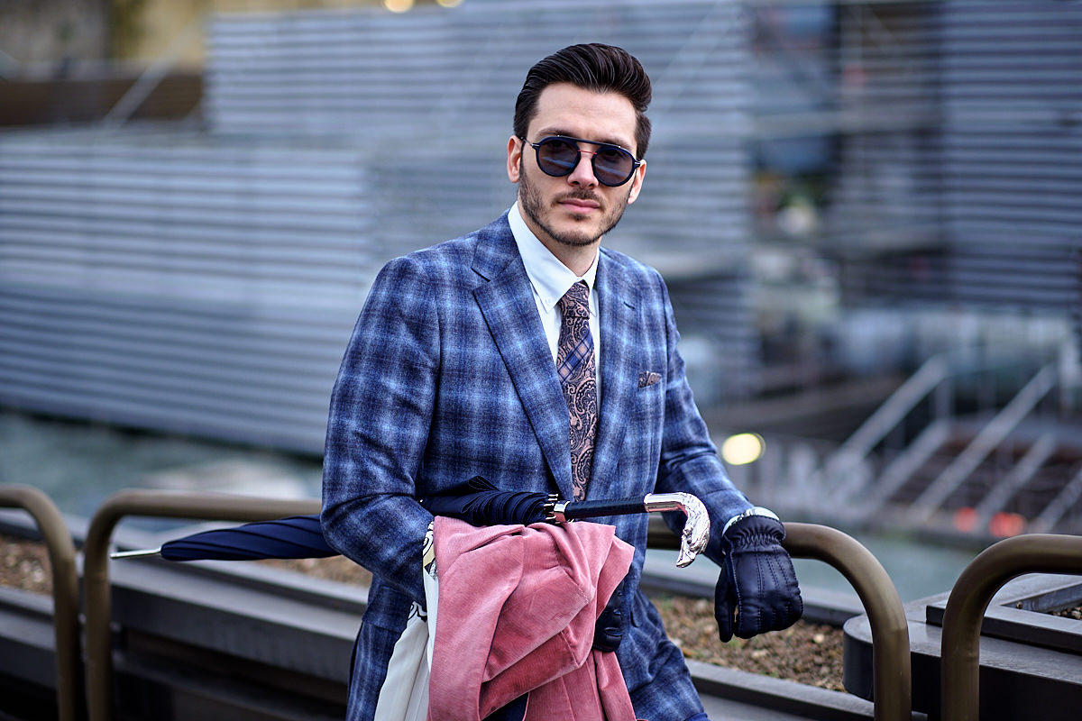 Portrait Fashion In Florence 93 Pitti Immagine Uomo