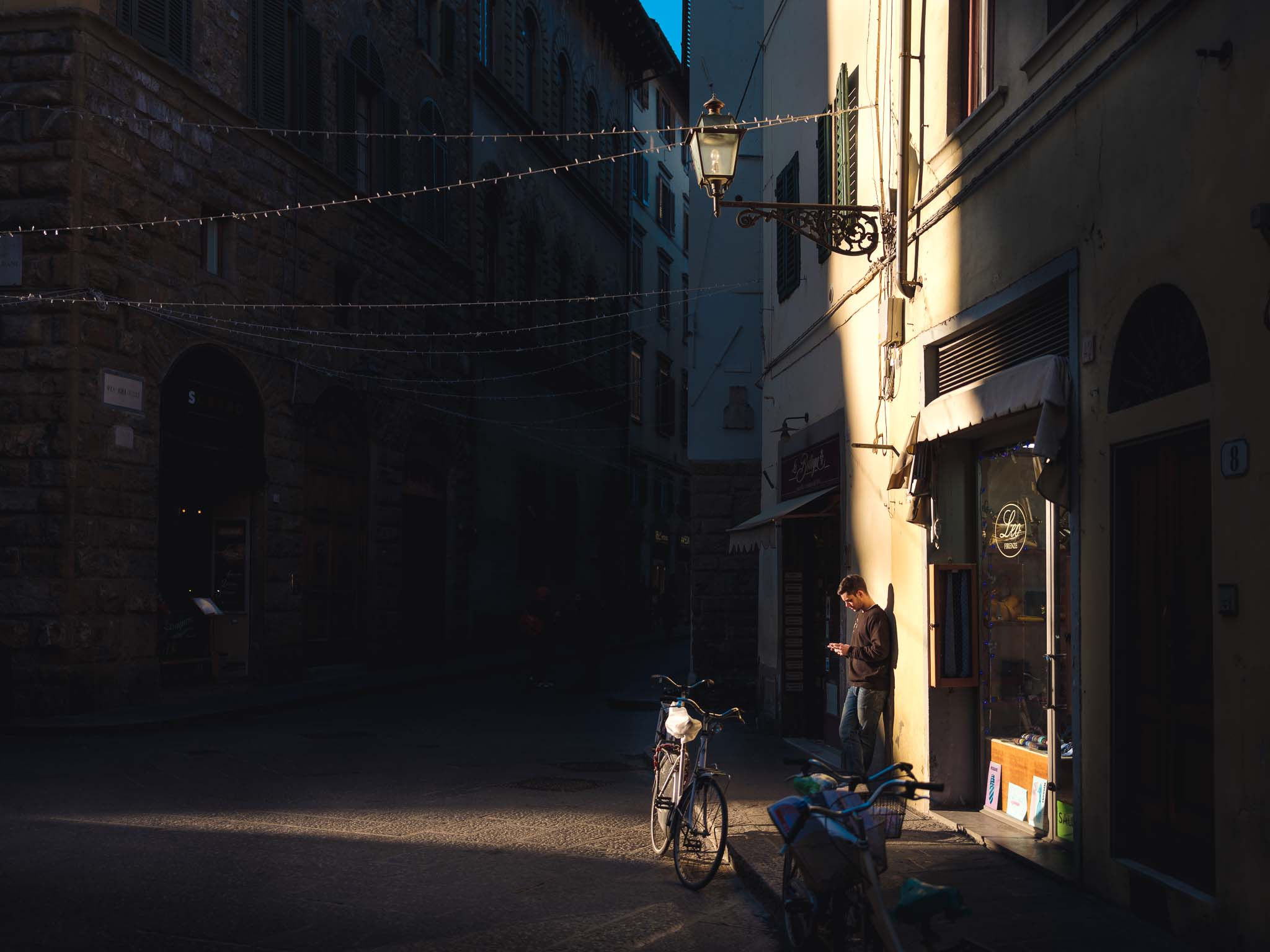 Fujifilm GFX 50R first contact in Florence