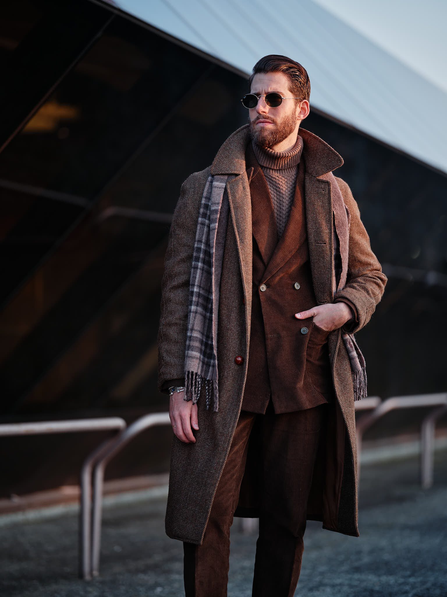 Photos from Pitti Immagine Uomo in Florence, January 2020