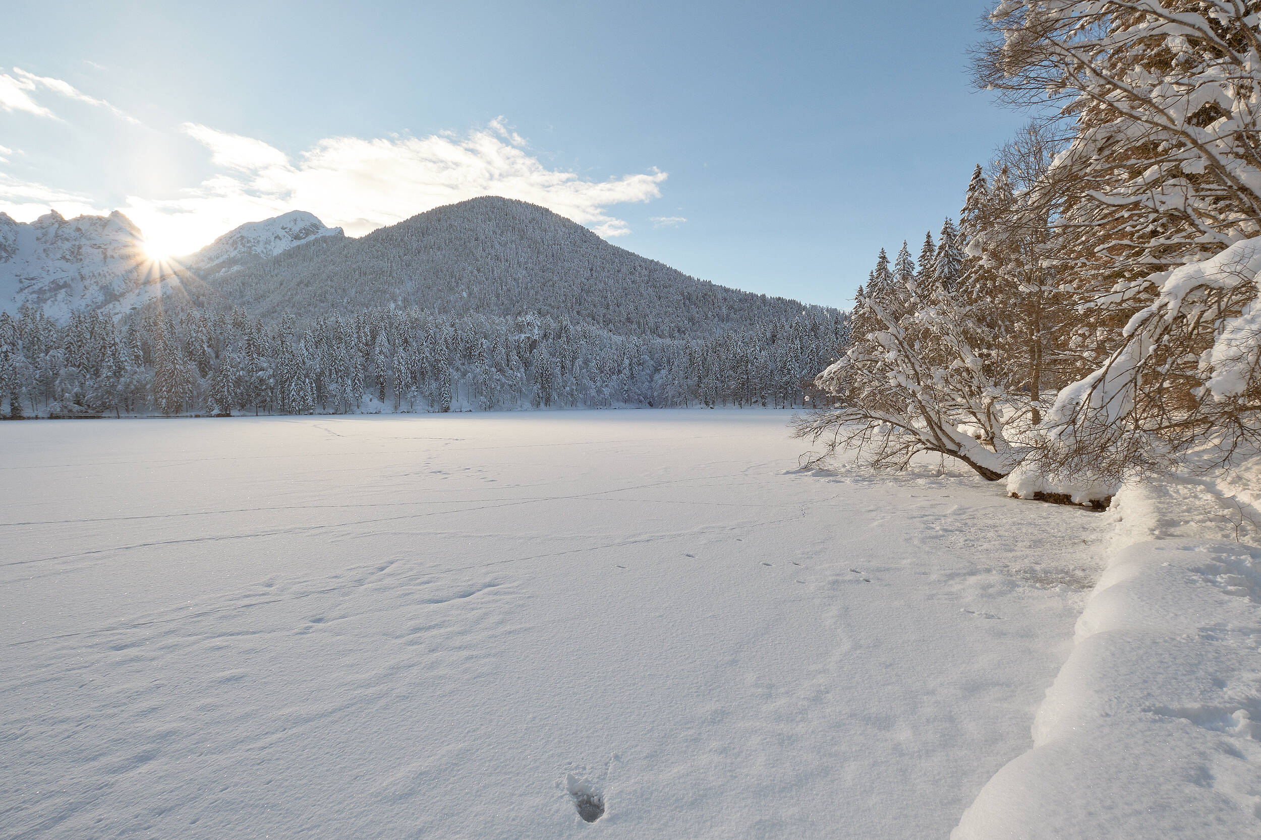 8/1/21 at Lake Fusine, Italy: one of the most beautiful and relaxing day I had since the beginning of this new year.