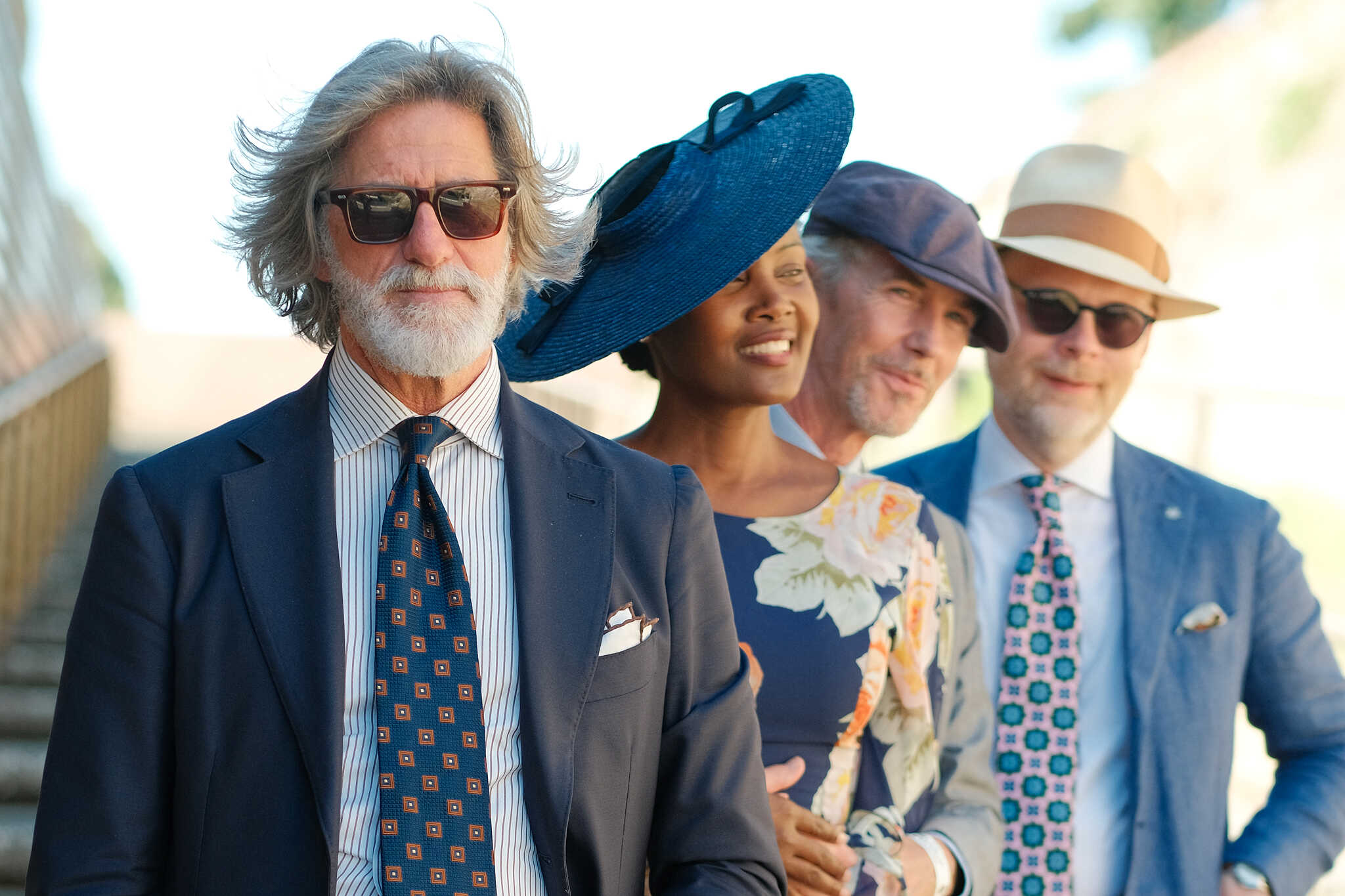 Photos From Pitti Uomo 100th in Florence by Alessandro Michelazzi Photographer